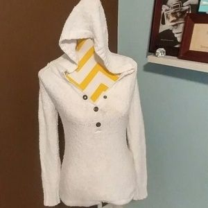 Women's Old Navy Hooded Sailor Sweater Size Small